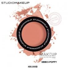 Phấn Má Hồng Mềm Mịn Lâu Trôi - STUDIOMAKEUP Soft Blend Blush SBB-03 - POPPY