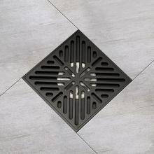 Thoát sàn chống mùi Black series  Zento ZT676-1B.