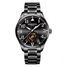 Đồng hồ nam dây thép Carnival G81001.102.212