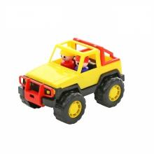 Xe Jeep Safari đồ chơi Cavallino Toys