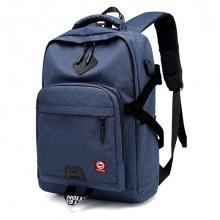 Balo laptop nam Haras HR238 (xanh)
