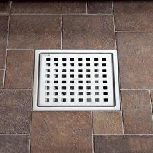 Thoát sàn chống mùi inox Square Zento ZT654-2U (150*150)