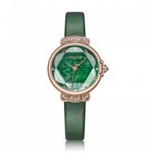 Đồng hồ nữ JA-1142 Julius Hàn Quốc dây da (5 màu)
