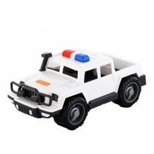 Xe Jeep cảnh sát tuần tra hộ tống đồ chơi Polesie Toys
