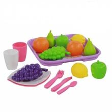 Bộ đồ chơi hoa quả số 2 (21 chi tiết) Palau Toys