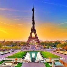Tour Châu Âu 1 lịch trình 5 quốc gia
