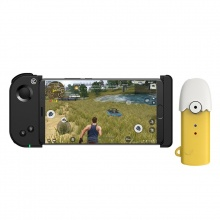 Combo tay cầm chơi game một bên Bluetooth GameSir T6 và GameSir Remapper A2