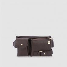 Túi đeo chéo trước ngực unisex Idigo MB2-329-00