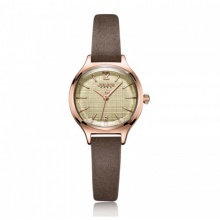 Đồng hồ nữ JA-1131 Julius Hàn Quốc dây da (5 màu)