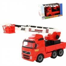 Xe cứu hỏa Volvo đồ chơi Polesie Toys
