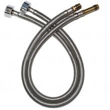 Bộ 2 dây cấp lavabo nóng lạnh Eurolife EL-X24