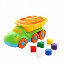 Xe tải Buddy thả hình đồ chơi Polesie Toys