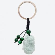 Móc khóa cẩm thạch phỉ thúy tuổi thìn Ngọc Quý Gemstones