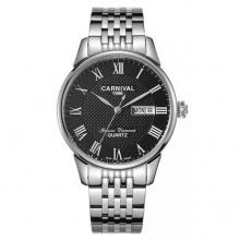 Đồng hồ nam dây thép Carnival G50201.202.011