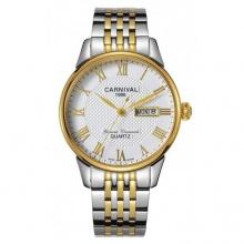 Đồng hồ nam dây thép Carnival G50201.201.616
