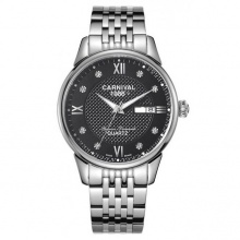 Đồng hồ nam dây thép Carnival G50202.202.011