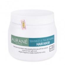 Mặt nạ bùn phục hồi tóc Aurane Sea Mud Ultra Repairing Hair Mask 500g