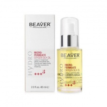 Serum huyết thanh hàn gắn biểu bì tóc Beaver Hydro Micro-Permeate Oxygen Silk Oil 60ml