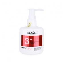 Gel dưỡng tạo kiểu tóc xoăn Beaver 3+ Nutritive Oleo-Curl Definition Cream 200ml