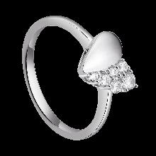 Nhẫn bạc đính đá PNJSilver Fantasia XMXMK000198