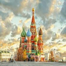 Tour du lịch Nga: Matxcova - St.Ptersburg - Maxcova 9 ngày 8 đêm bay VN