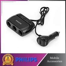 Bộ chia tẩu sạc cao cấp Philips DLP2019