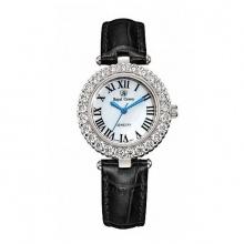 (SIÊU SALE) Đồng hồ nữ chính hãng Royal Crown 6305 dây da đen