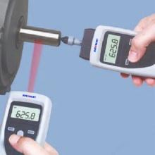 270160 Máy đo tốc độ vòng quay không tiếp xúc và tiếp xúc Made in Germany.