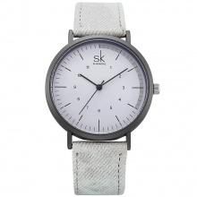 Đồng hồ nữ chính hãng Shengke UK K8020L-01 Xám