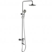 Sen bộ tắm đứng nóng lạnh Eurolife EL-S904 (trắng bạc)
