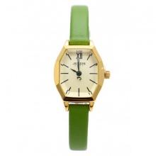 Đồng hồ nữ Julius Hàn Quốc dây da JA-996C JU1242 xanh lá
