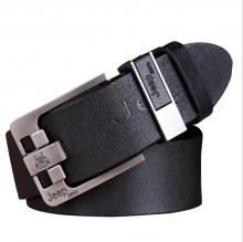 Thắt lưng dây nịt nam da bò 2 lớp Manzo 104