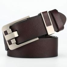 Thắt lưng da bò thật, phong cách Hàn Quốc Manzo 104-2