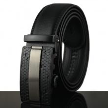 Thắt lưng- dây nịt nam phong cách sang trọng lịch lãm khóa tự động Manzo 226 (tặng móc khóa da bò thật) BH 1 năm.