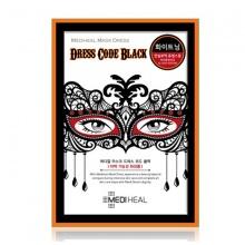 Mặt nạ dưỡng ẩm Mediheal Mask Dress Code Black (hộp 10 miếng)