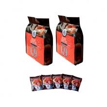 Cà phê hòa tan 3in1 - G9 (2 túi 50 gói x 16g)