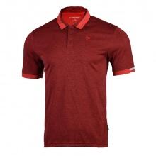 Áo tennis nam Dunlop - DATES8055-1C-RD (đỏ)