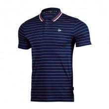Áo tennis nam Dunlop - DATES8098-1C-NVB (xanh navy)