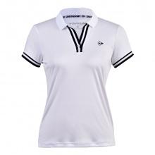 Áo thể thao nữ Dunlop - DASLS8095-2C-WT (trắng)