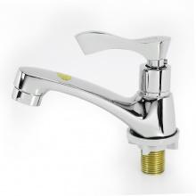Vòi lavabo lạnh đồng thau nguyên chất Eurover-5012 NT0433