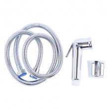 Vòi xịt vệ sinh, vòi xịt nước Nhựa xi mạ crom Eurover-100x NT0611