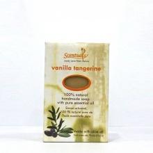 Xà bông cục Scentuals quýt - Vanilla Tangerine