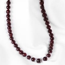 Vòng cổ đá garnet Ngọc Quý Gemstones