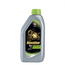 Dầu nhớt xe số cao cấp Caltex Havoline Super 4T Ezy SAE 20W-40 1L