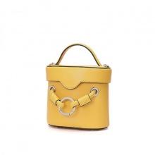 Túi da bò hộp A18 (4 màu)