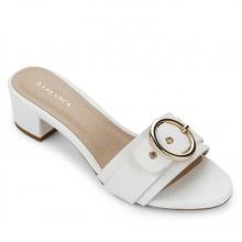 Guốc thời trang 5050GN0010 Sablanca (trắng)