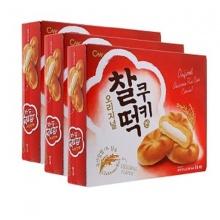 Bánh quy Toek Original CW Hàn Quốc 301g/hộp - combo 3 hộp