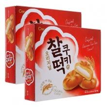 Bánh quy Toek Original CW Hàn Quốc 301g/hộp - combo 2 hộp