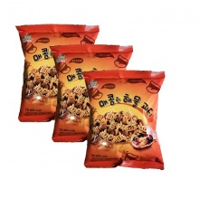 Snack Cua, Sò Matnarae Hàn Quốc 100g/gói - Combo 3 gói