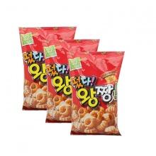 Snack quẩy ốc Selco Food Hàn Quốc 220g/gói - combo 3 gói
